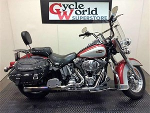 Harley-Davidson FLSTC - Heritage Softail® Classic 2005