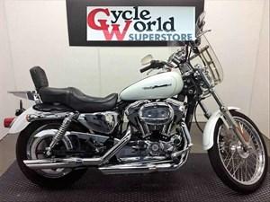 Harley-Davidson Sportster® XL 1200 Custom 2005