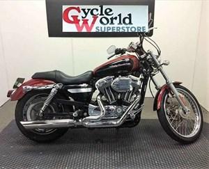 Harley-Davidson XL1200C - 1200 Custom 2006