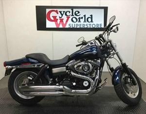 Harley-Davidson FXDF - Fat Bob® 2009
