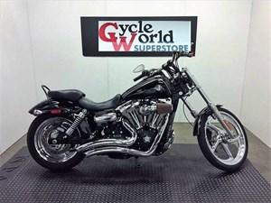 Harley-Davidson FXDWG - Wide Glide® 2011
