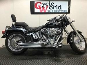 Harley-Davidson FLSTF - Fat Boy® 2011