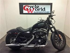 Harley-Davidson XL883N - Sportster® Iron 883™ 2015