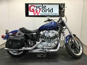 Harley-Davidson XL883L - Sportster® SuperLow® 2016