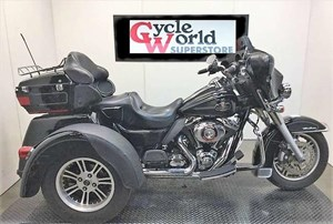 Harley-Davidson Tri Glide™ Ultra Classic® 2009