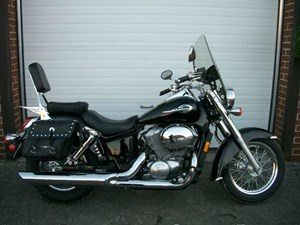 Honda Shadow ACE 750 2001