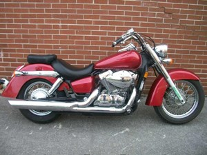 Honda Shadow Aero® 2005