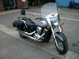 Kawasaki Vulcan® 900 Classic 2007