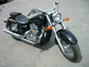 Honda Shadow Aero® 2006
