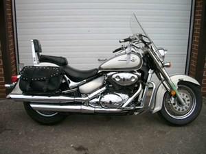 Suzuki Intruder® Volusia 800 (VL800) 2004