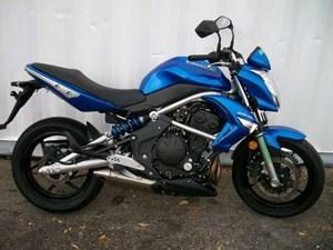 Kawasaki ER-6n 2009