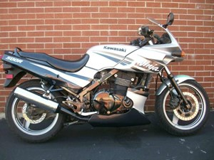 Kawasaki Ninja 500R 2002