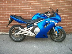 Kawasaki Ninja® 650R 2007