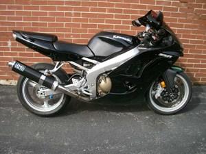 Kawasaki ZZR®600 2007