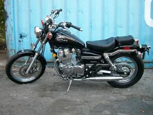 Honda Rebel 2009