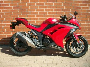 Kawasaki Ninja® 300 2013