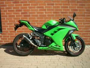 Kawasaki Ninja® 300 ABS SE 2014