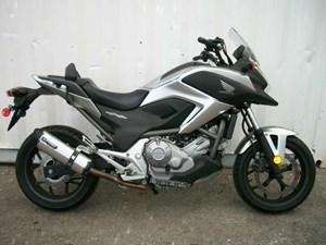 Honda NC700® X 2012