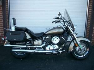 Yamaha V Star® 1100 Silverado® 2005