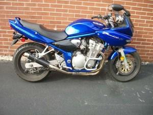 Suzuki Bandit 600S 2002
