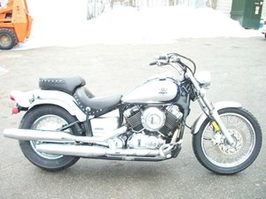 Yamaha V Star® Custom 2006