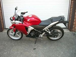 Honda CBR® 250R 2011