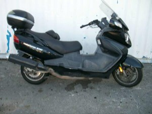 Suzuki Burgman™ 650 (AN650) 2004