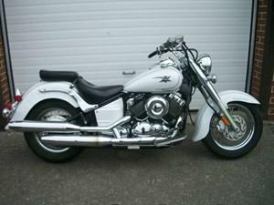 2009 Yamaha V-Star 650 Classic