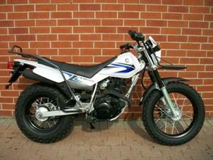 Yamaha TW200 2009