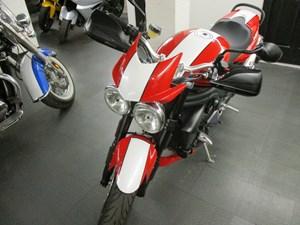 Triumph Speed Triple S Diablo Red 2011