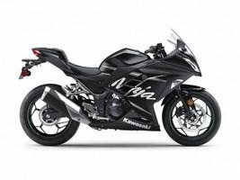 Kawasaki Ninja 300 Winter Test Edition 2017