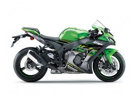 Kawasaki Ninja ZX-10R ABS Kawasaki Racing Team Edition 2018