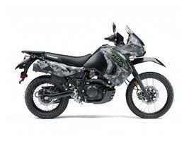 Kawasaki KLR650 Camo 2018
