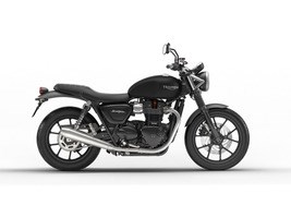 Triumph Street Twin Matt Black 2018