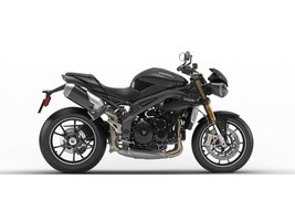 Triumph Speed Triple S Phantom Black 2018