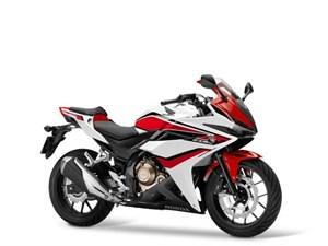Honda CBR® 500R 2018