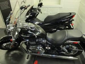 Triumph America Standard 2012