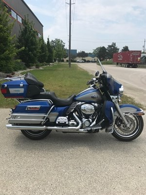 Harley-Davidson Electra Glide Ultra Classic 2009