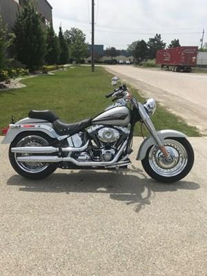 Harley-Davidson Fatboy 2010