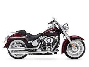 Harley-Davidson FLSTN - Softail® Deluxe 2014