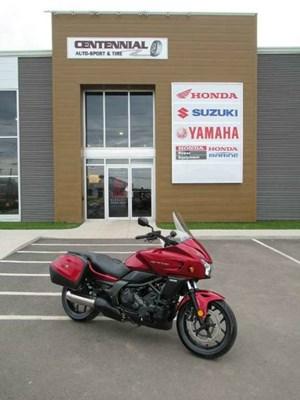 Honda CTX®700T 2014