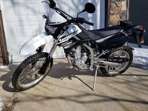 Kawasaki KLX® 250S 2013