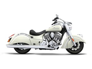 Indian Motorcycle® Chief® Classic Pearl White 2017