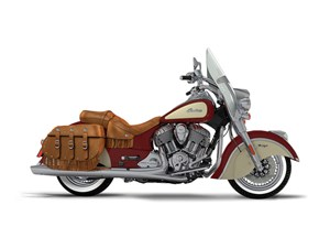 Indian Motorcycle® Chief® Vintage Indian Motorcycle® Red Ov 2017