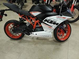 KTM RC 390 2016