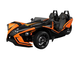 Polaris Slingshot® Slingshot® SLR Orange Madness 2018
