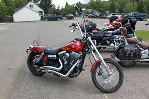 Harley-Davidson FXDWG - Dyna® Wide Glide® 2012