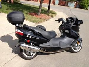 Suzuki Burghman 650 exec 2010