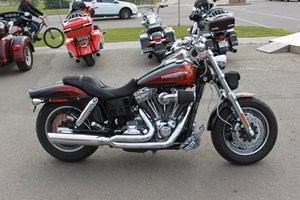Harley-Davidson CVO Fat Bob 2009