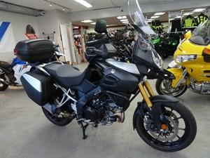 Suzuki V-Strom 1000 ABS SE 2015